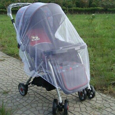 Universal Baby Stroller Mosquito Insect Net Cover for Pram B