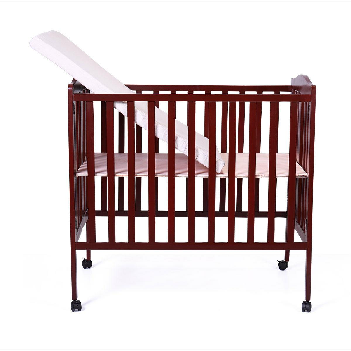 2 in Baby Bed Convertible Newborn Foldable