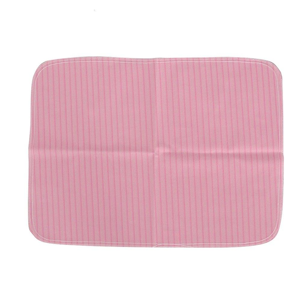 2pcs waterproof incontinence bed pads reusable baby