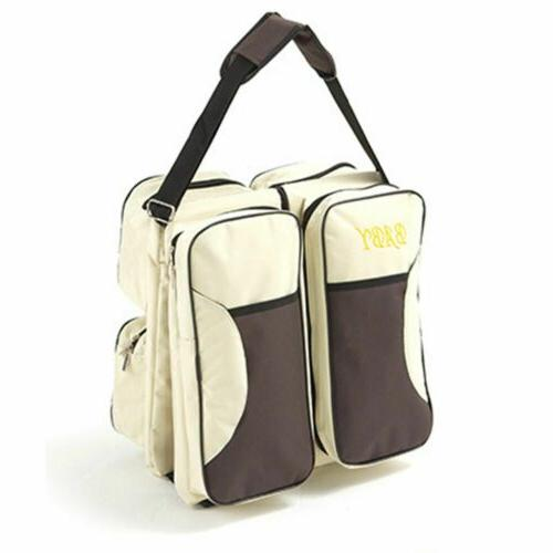 3in 1 Tote Baby Bassinet Nappy Carrycot