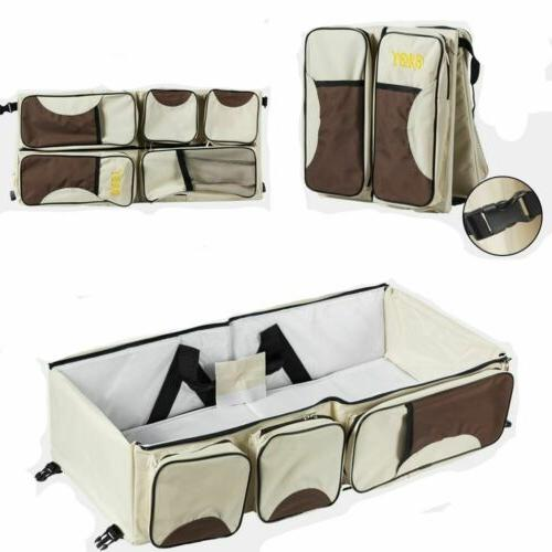 Tote Bassinet Nappy Changing
