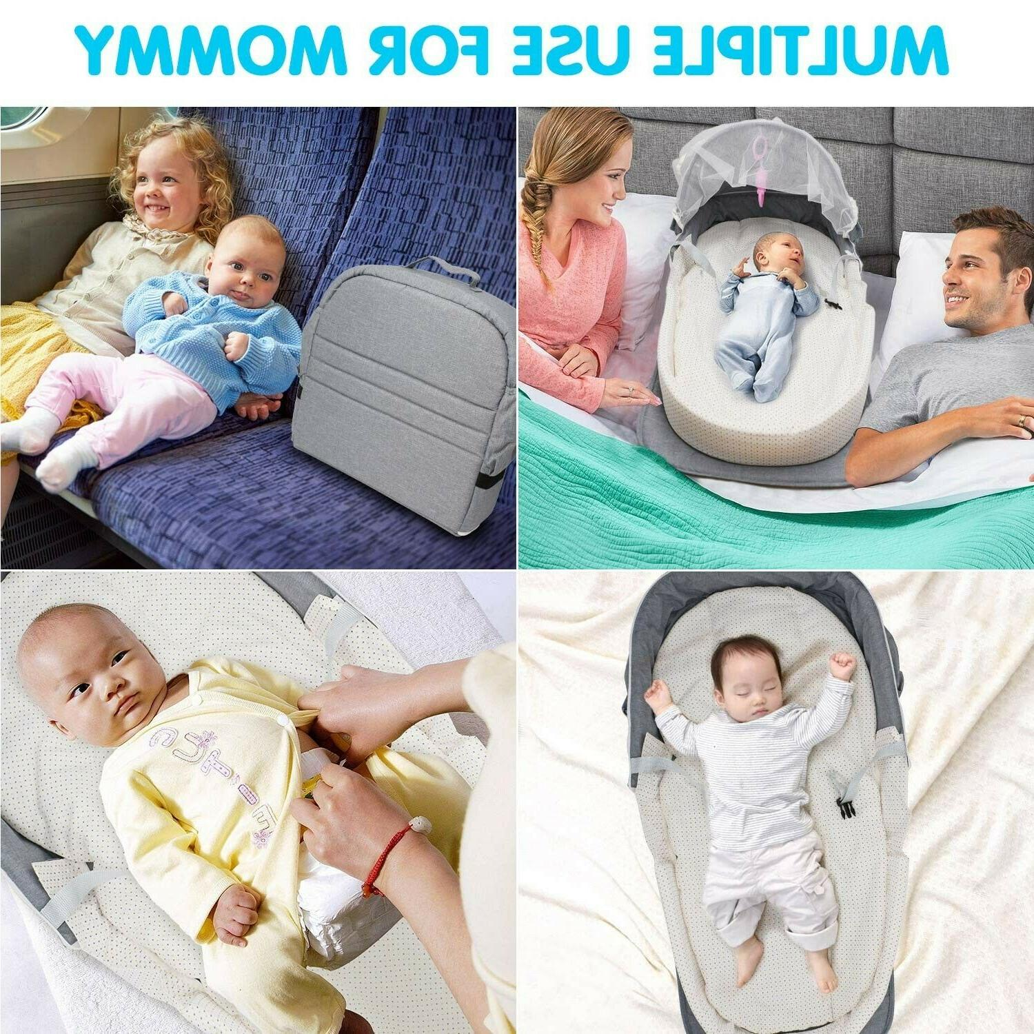 4 1 Baby With Net For