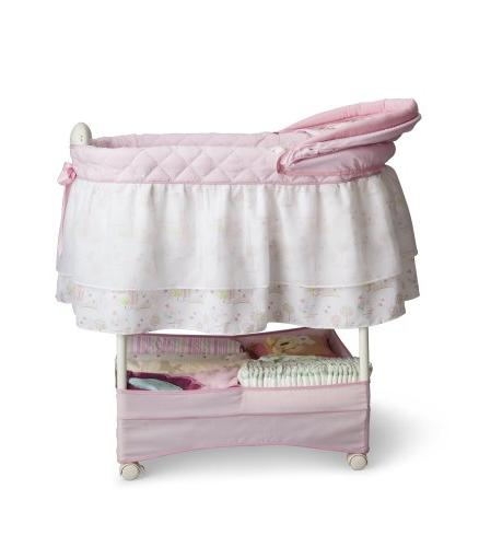 Delta Children Gliding Bassinet, Disney