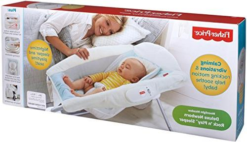 Fisher-Price Deluxe Play Sleeper, Meadow
