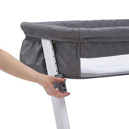 Simmons Bed Grey