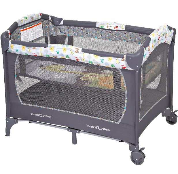 BABY Infant Nursery Center Bed Sleeper