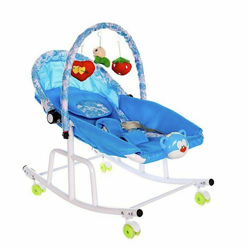 Baby Cradles With Light Music Disassemble Swings For Childre