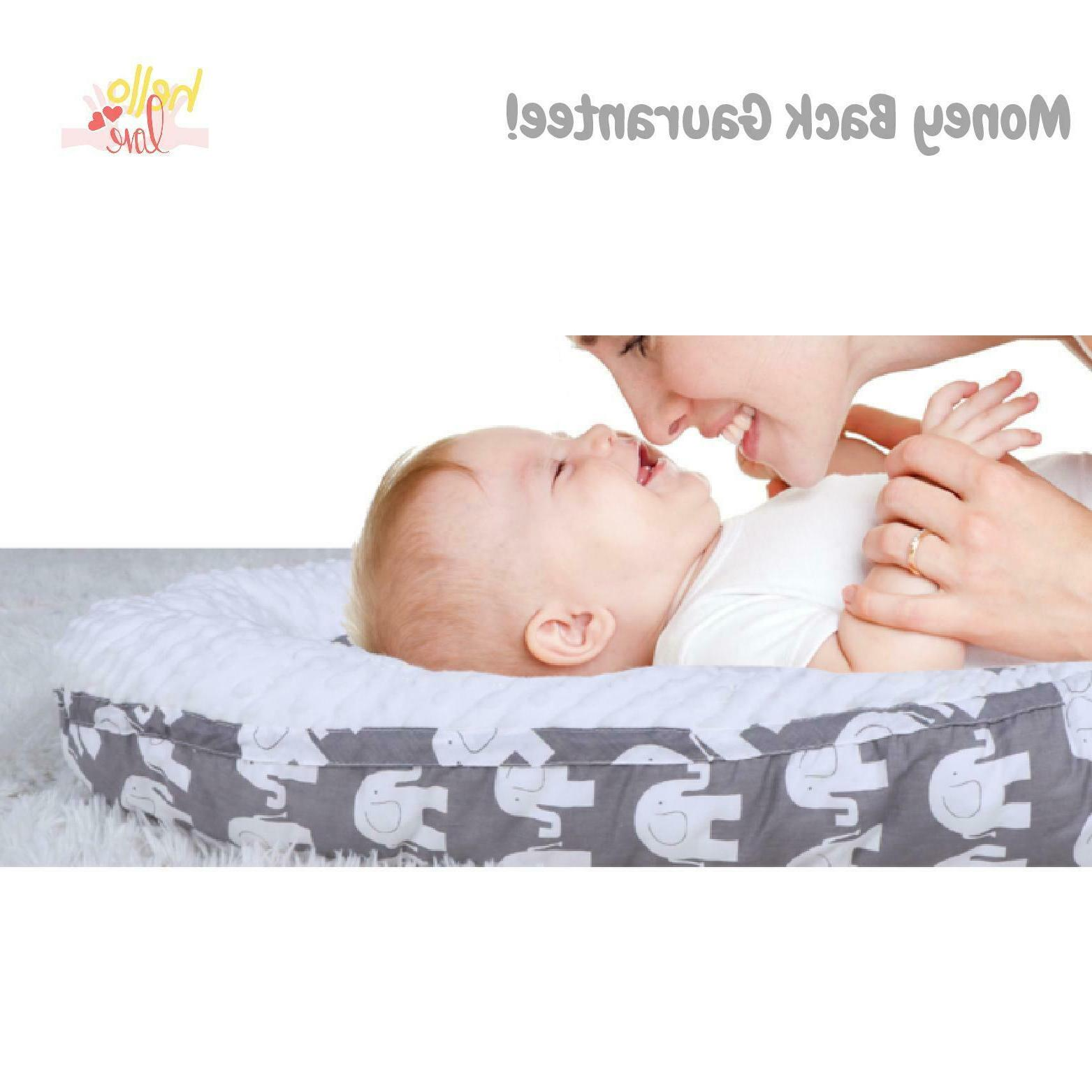HelloLove Baby Bed for Co Sleeping Soft