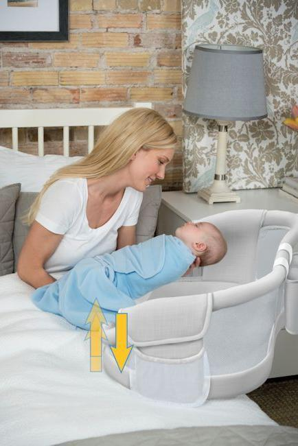 HALO Bassinest Bassinet Baby Luxe Plus