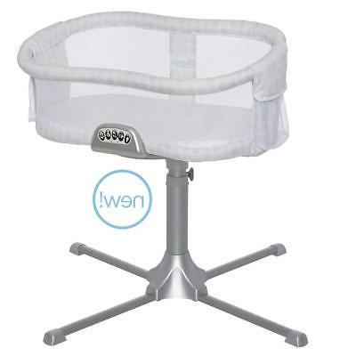 bassinest swivel sleeper premiere series bassinet luna