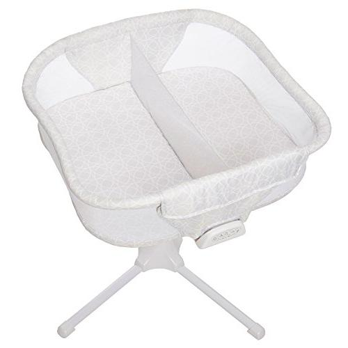 bassinest twin sleeper double bassinet premiere series