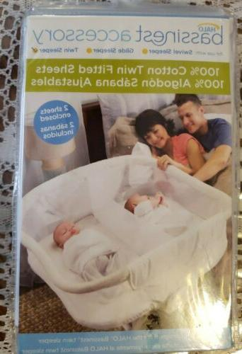 HALO Waterproof Mattress Pad + Fitted Sheets
