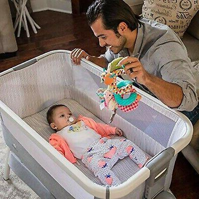 Bed Crib for Baby Includes She...