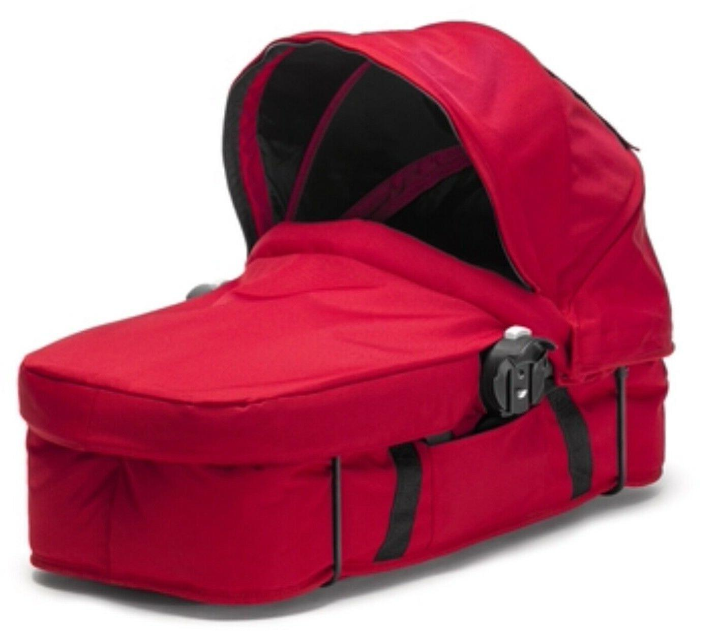 city select bassinet kit ruby red new