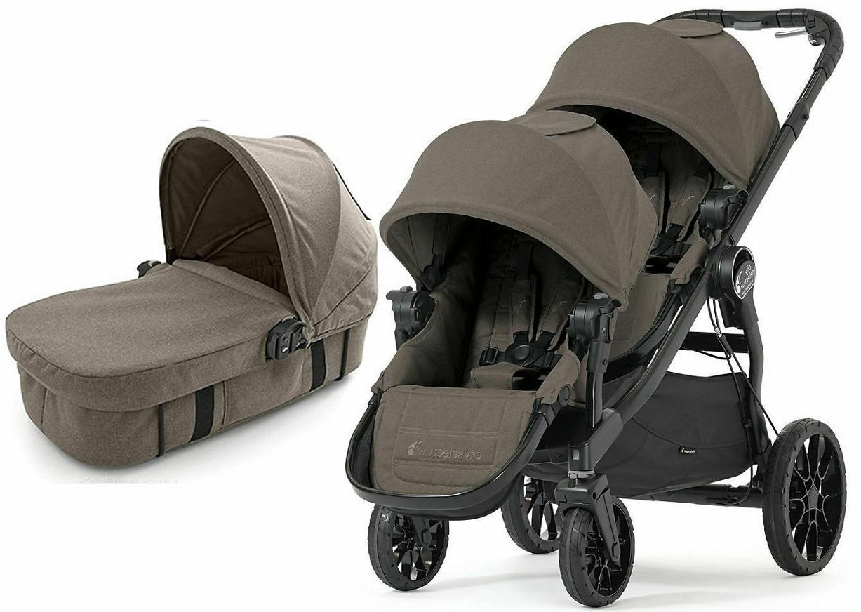 city select lux twin tandem