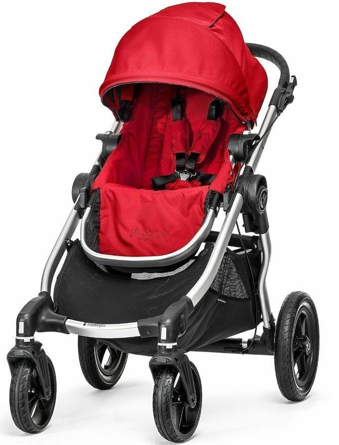 Baby Twin Stroller Ruby with Bassinet