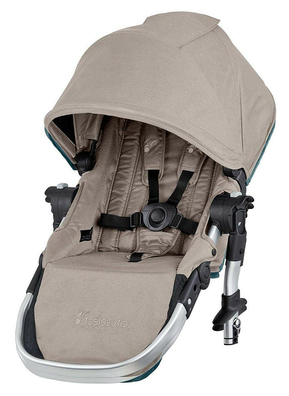 Baby Jogger City Select Twin w Seat Bassinet 2019