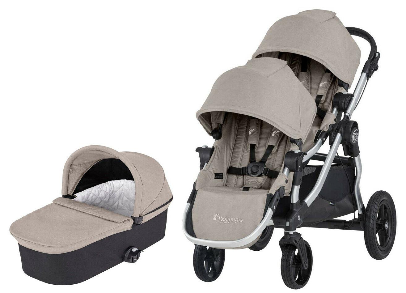 city select twin double stroller paloma w