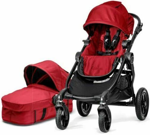 city select twin double stroller