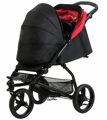 Mountain Buggy Carrycot Buggy