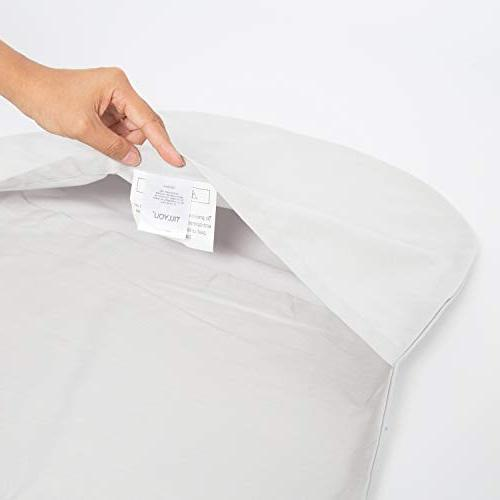 TILLYOU Cotton Bassinet Sheets Halo Bassinest Fitted Hourglass Sheet Breathable Cozy Hypoallergenic,