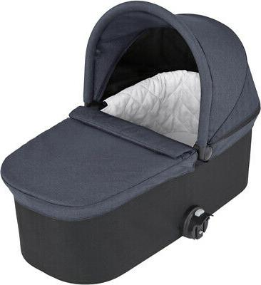 deluxe pram bassinet carbon new free shipping
