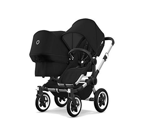 Bugaboo Set, – from Single to a Double Includes Duo Toddler Canopy &