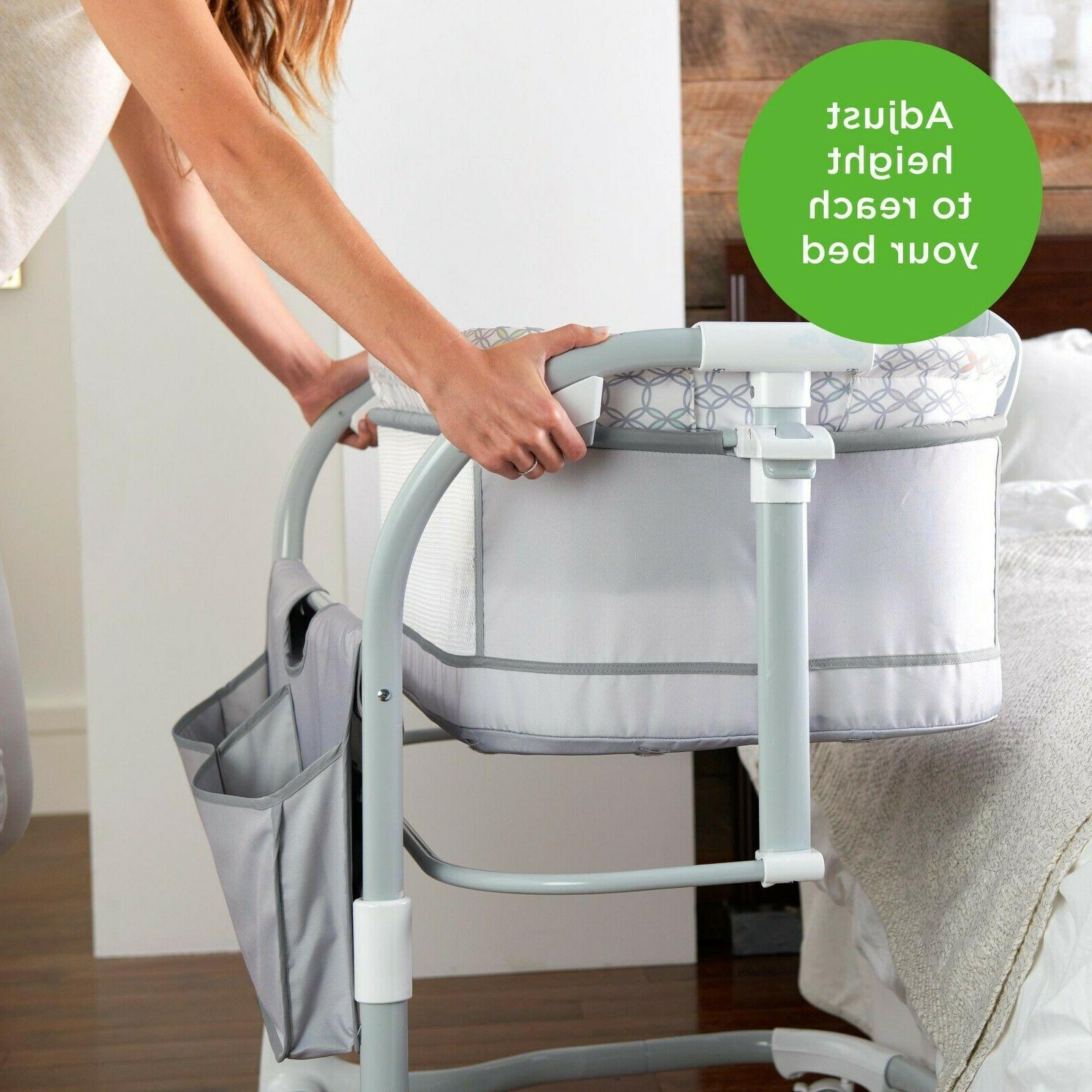 Baby Bedside Cradle Portable Furniture