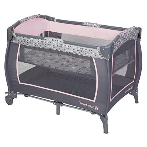 Baby Trend E Center, Pink