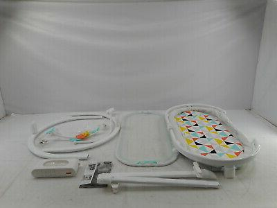 fisher price dpv72 soothing motions bassinet windmill