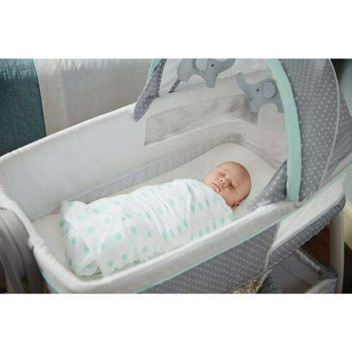 Graco Bassinet & Lullaby - for & Infant
