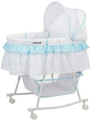 lacy portable 1 bassinet cradle