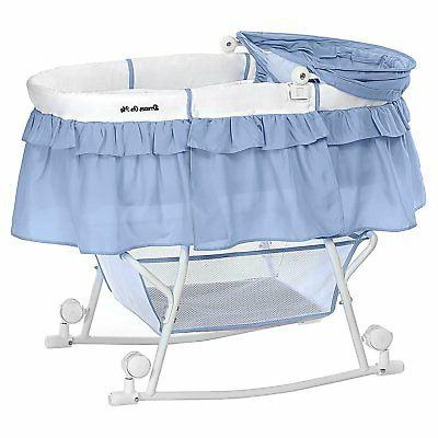 Dream Me Portable Bassinet and Cradle
