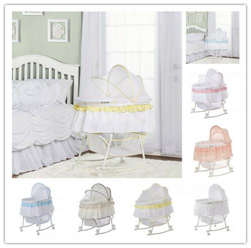 lacy portable 2 in 1 bassinet mattress