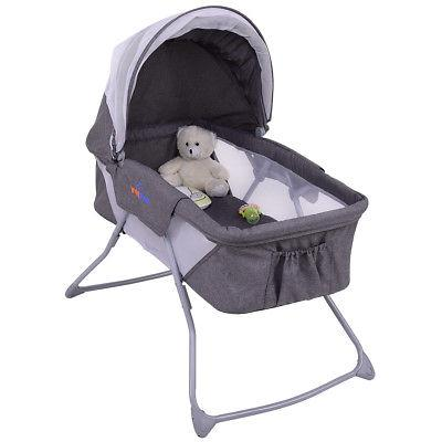 Lightweight Foldable Baby Net Carrying Bag