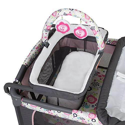 Baby Trend Lil Snooze Deluxe Nursery Center,