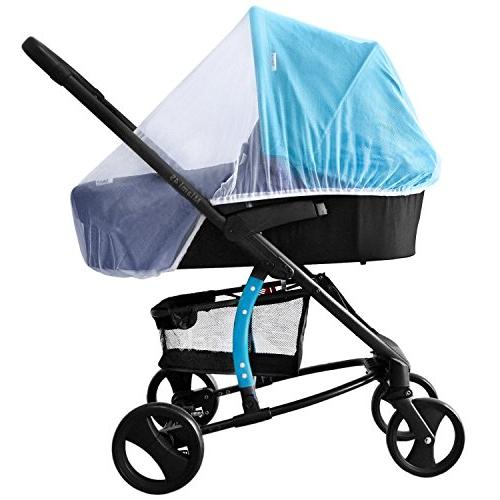 Baby Mosquito Net Stroller, Seat Bassinet Infant Bug for Carrier Pack Play Shield Packaging