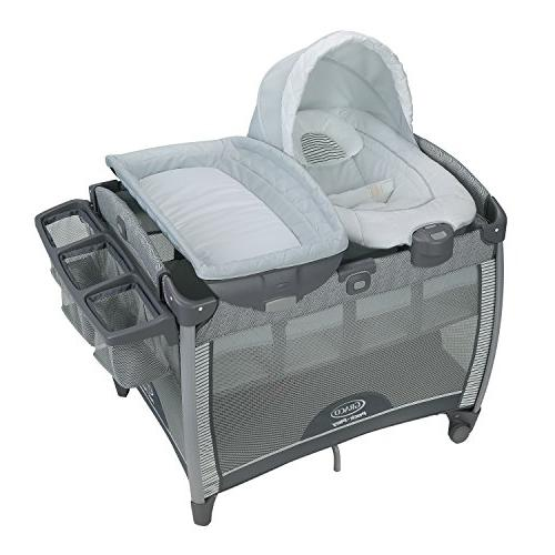 Graco 'n Quick Removable Portable Bouncer, Raleigh