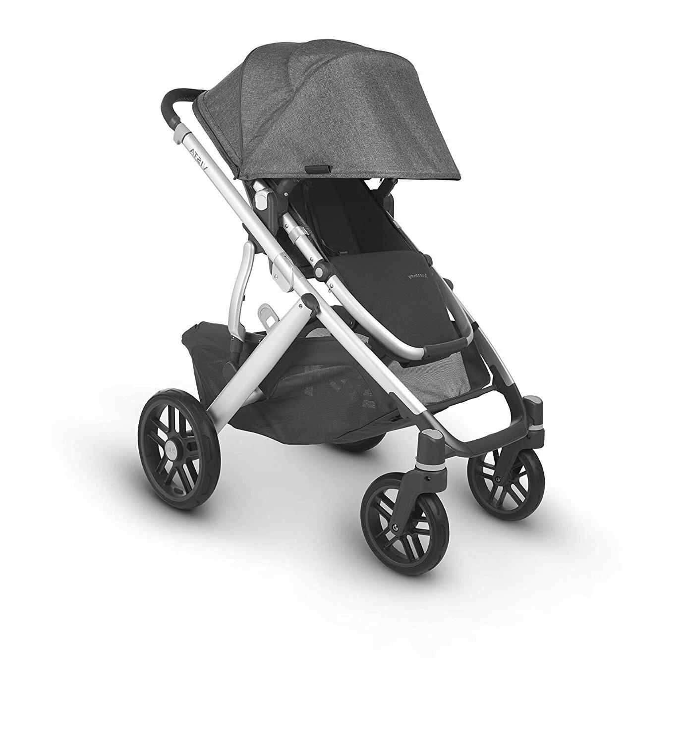New UPPAbaby V2 with Bassinet Model