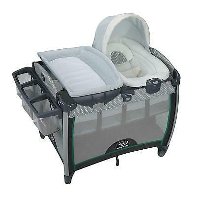pack n play quick connect portable bouncer