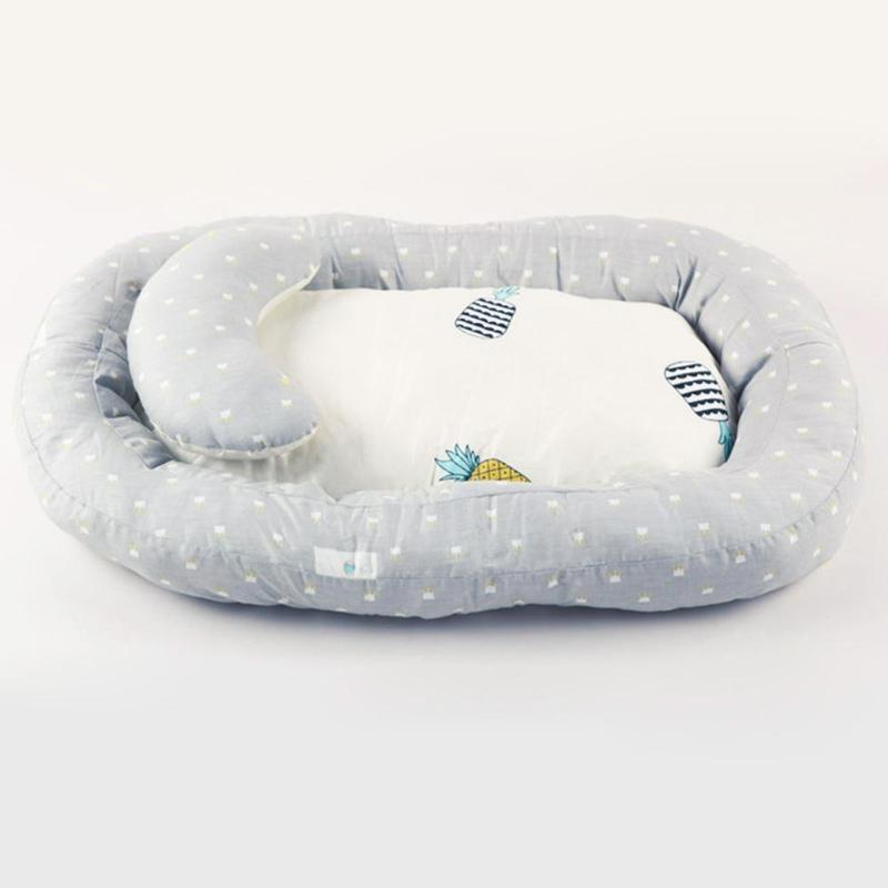 Portable Nest Bed Removable Cradle <font><b>Bassinet</b></font>