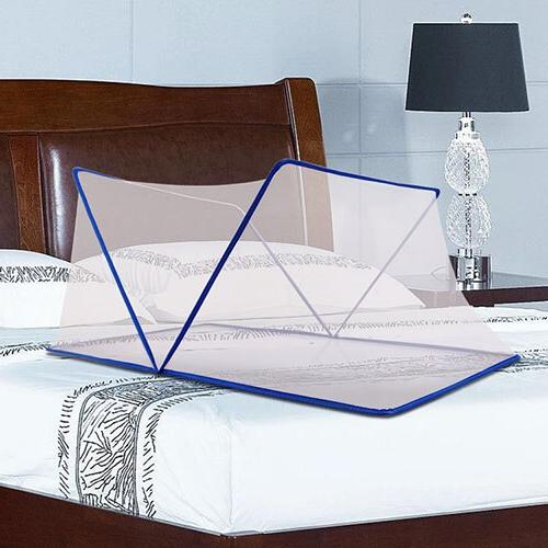 Portable Baby Netting <font><b>Bedding</b></font> Baby Nursery Bed Cot White Mosquito Net