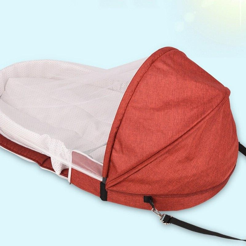 Portable <font><b>Bassinet</b></font> For Baby Bed Protection Mosquito Infant Basket