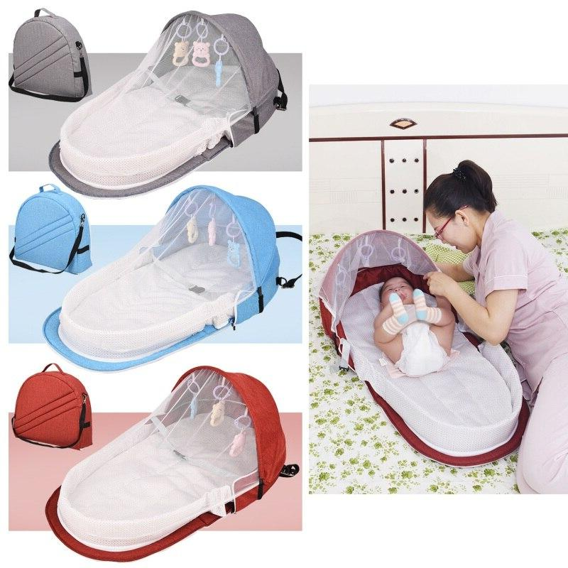 Bed Travel Sun Protection Mosquito Infant