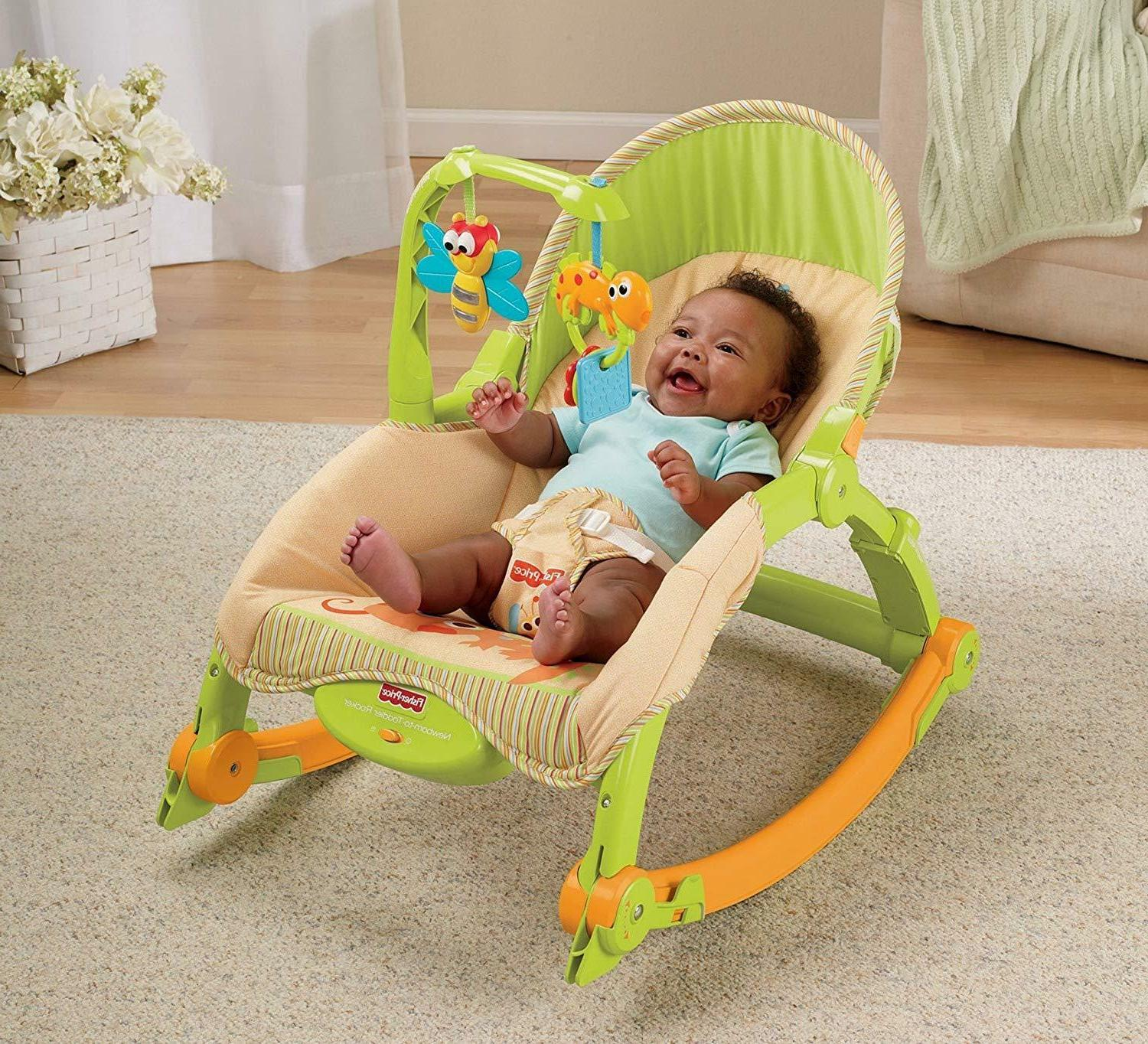 Rocking Cradle Newborn Basket Sleeping