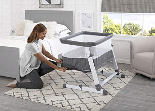 Simmons Bassinet to Grey