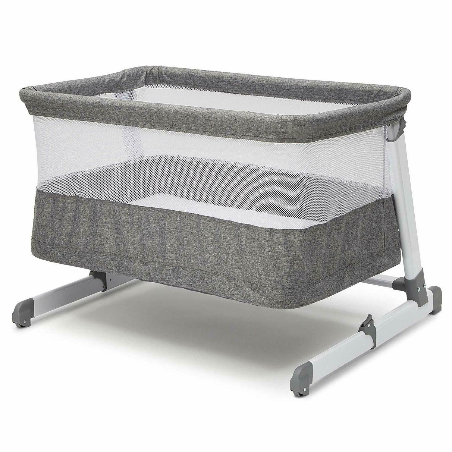 Bassinet to Infant Grey Tweed