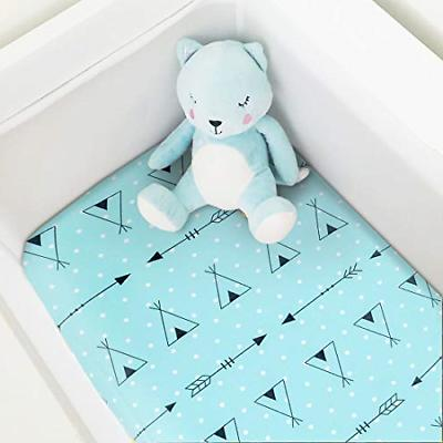 Stretchy-Bassinet-Sheet-Set Pack Fitted Fitted