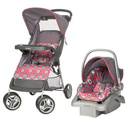 Cosco Lift & Stroll Travel System - Posey Pop