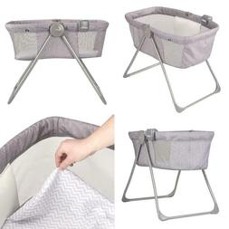 Evenflo Loft Portable Bassinet, Grey -